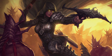 Hele 3,5 millioner kopier av Diablo III ble solgt de første 24 timene.