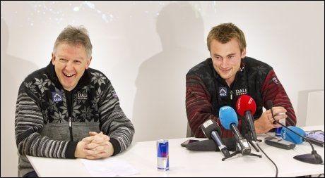 SKILLER LAG: Otto Ulseth er ikke lenger Petter Northugs talsmann. Foto: Frode Hansen, VG