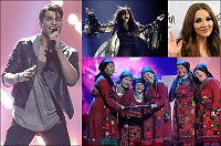 VG anmelder kveldens Eurovision-finalister