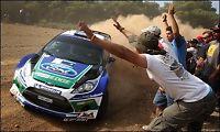 Petter Solberg måtte bryte Rally Akropolis