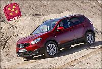 Test av Nissan Qashqai: Smått men godt