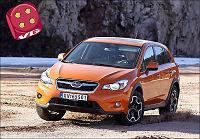 Test av Subaru XV: Bråkete og kjøreglad