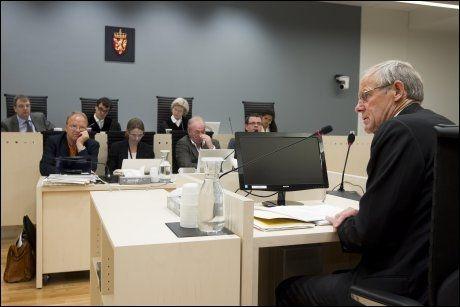 VITNET: Jørg Mørland er rusmiddelforsker og professor ved Folkehelseinstituttet. Foto: HEIKO JUNGE, NTB SCANPIX