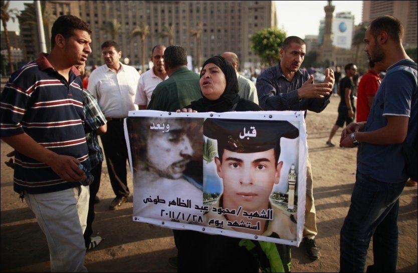 Dommens dag for Mubarak