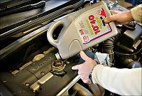 Bytt olje oftere hvis du kjører mye kort