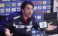 Buffon i kampfiksingsavhør etter EM