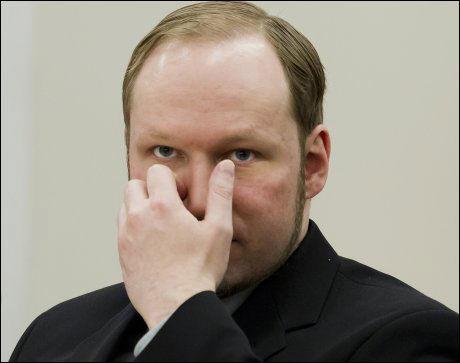 INGEN STØTTE: Breivik fikk ingen støtte for sin påstand om at mediene utelukker høyresidens meninger av forsker Frank Aarebrot. Foto: Scanpix