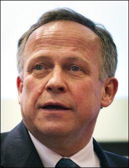 LANDBRUK: Lars Peder Brekk har vært landbruks- og matminister i Jens Stoltenbergs andre regjering siden 20. juni 2008. Foto: Terje Bendiksby, NTB Scanpix