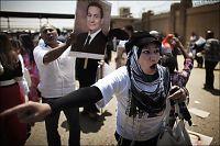 Professor: Dommen mot Mubarak er historisk