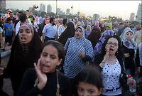 Rasende reaksjoner på at Mubarak ikke fikk dødsdom