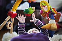 Det fødes færre barn i Norge