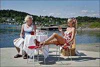 God sommerstart for Katarina og Øyvind