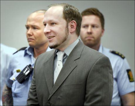 BLIR: Anders Behring Breivik får fast adresse på Ila. Foto: Helge Mikalsen/ VG