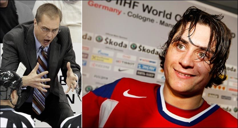 FØLGER ZUCCARELLO: Paul Maurice følger Mats Zuccarello Aasen fra NHL til Metallurg Magnitogorsk i russiske KHL. Foto: Gene J. Puskar, Ap/Håkon Mosvold Larsen, NTB Scanpix