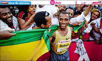 Dediserte tre VM-gull til sin døde forlovede