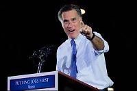 Romney i tet i pengekappløpet