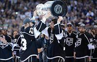 Kings tok historisk NHL-seier