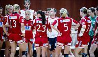 Håndballjentene uten seier etter gullet