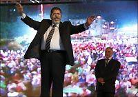 Her er islamisten som kan ta over Egypt