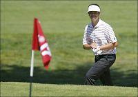 Golfsensasjon (17) klappet av banen etter helsprekk