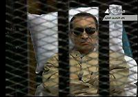 Full forvirring om Mubaraks helse
