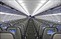 Nå vil Airbus lage flyseter for tykke mennesker