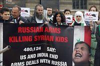 Russiske helikoptre stanset på vei til Syria
