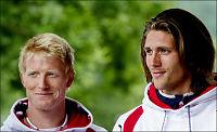 Disse to guttene er Norges «ukjente» OL-håp