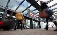 London-flyplass plukker ut kvinner for kroppsvisitering
