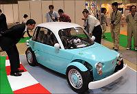 Lekebil for barn som skal lære å kjøre