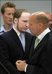 Breivik grep inn - Lippestad glemte å be om frifinnelse