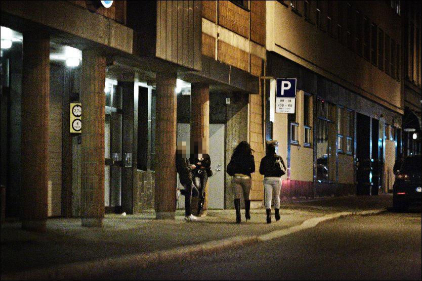 MER KONKURRANSE: På grunn av økt konkurranse opplever de prostituerte i Oslo mer vold nå enn før loven om sexkjøp ble innført. Foto: VG