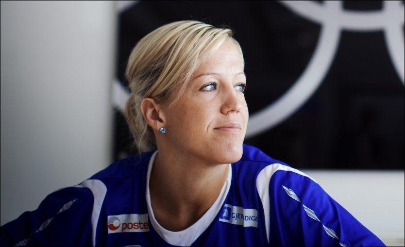 BLIR KLAR: Heidi Løke garanterer at hun vil være skadefri og frisk til OL. Foto: Scanpix