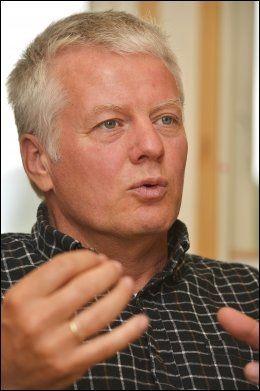 FORSKER PÅ LYKKE: Professor i samfunnspsykologi Joar Vittersø ved Universitetet i Tromsø.