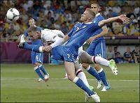 Italia-stjerner usikre før semifinale