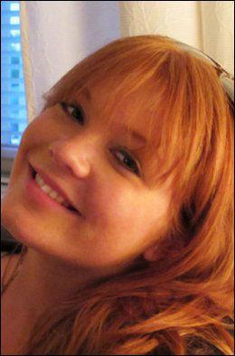 DREPT: Carina Borgund ble bare 18 år. Foto: Privat