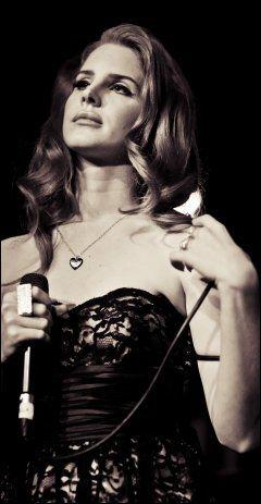 BERØMT: Lana Del Rey (26). Foto: Pa
