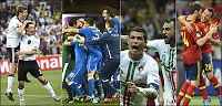 Se hva ekspertene mener om fotball-EM