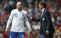 Capello om Rooney: - Forstår han bare skotsk?