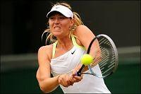 Sjarapova og Williams til 3. runde i Wimbledon