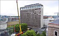 Regjeringskvartalet åpnes igjen