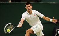 Djokovic og Sjarapova videre i Wimbledon