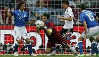 Buffon irritert på lagkameratene etter seieren