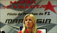 Formel 1-testfører kjemper for livet etter kollisjon