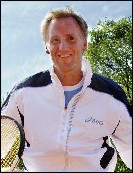 STØRST SJANSE I DOUBLE: Christian Ruud, her fra en tennistrening i 2007, tror Venus Williams største gullsjanse i London er i double. Foto: Magnar Kirknes, VG
