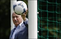 FIFA innfører mållinjeteknologi i fotballen