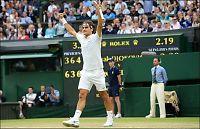Federer slo Djokovic i mestermøtet