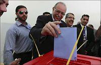 Libya feirer historisk valg