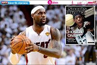 NBA-kongen var stjerne allerede før han slo gjennom