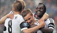 Svensson stoppet Moldes solide rekke
